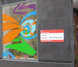 Centro Hispano Centroamericano. Programación Abril 2013