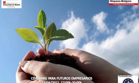 Coaching para futuros emprendedores en el Centro Hispano Búlgaro