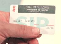 tarjeta sanitaria valenciana