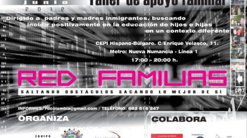 "Jornada ""Red Familias"" en el Centro Hispano Búlgaro"