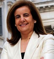 ministra de empleo y seguridad social