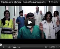campaña atención médica inmigrantes irregulares