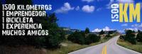 Emprendimiento y sostebilidad. 1500 km