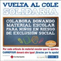Vuelta al cole solidaria