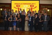 Premio Orgullo Peruano 2012
