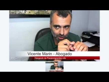 Video thumbnail for youtube video Abogado Experto en Extranjería en Directo - Parainmigrantes.info