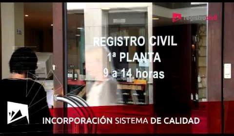 La Privatización del Registro Civil