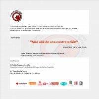 conferencia internacional trabajadores del hogar