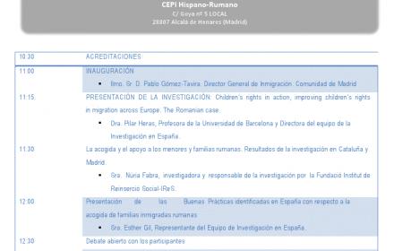Los menores en las migraciones transnacionales. Un caso particular: Rumanía-Italia-España