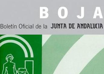 Boletín Oficial de la Junta de Andalucía