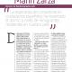 La Revista Registradores entrevista a Vicente Marín