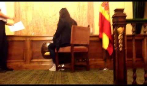 Así es la Jura de Nacionalidad en el Colegio de Notarios de Madrid