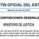 Publicada en el BOE la Instrucción sobre Jura de Nacionalidad en Notarías