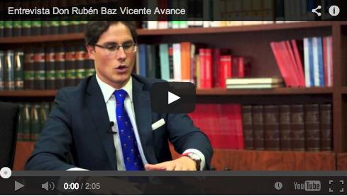 Don Rubén Baz Vicente es el Subdirector General de Nacionalidad y Estado Civil y respondió las preguntas de Vicente Marín, Director de Parainmigrantes.info, sobre el Plan Intensivo de Nacionalidad.