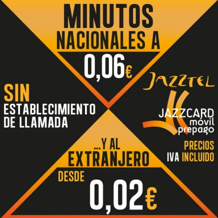 jazzcard movil