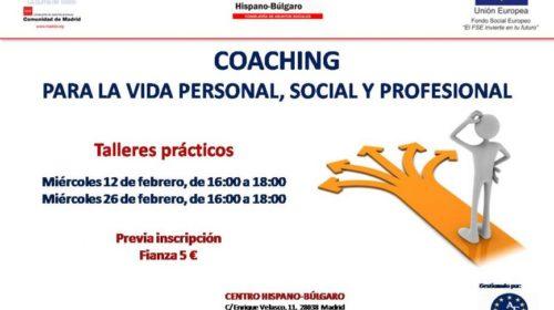 Taller de Coaching para la vida personal, social y profesional en el Centro Hispano Búlgaro