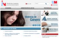 Portal de Justicia Madrid