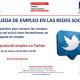 Nuevo taller de búsqueda de empleo en Twitter