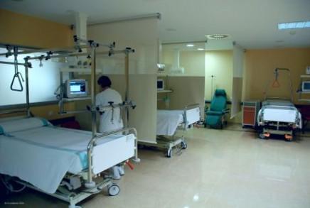 sala de hospital