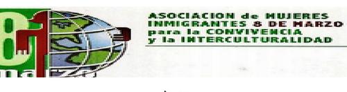 Nueva Actividad de La Asociación de mujeres inmigrantes 8 de marzo