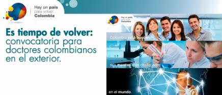 proyecto para repatriar a doctores colombianos