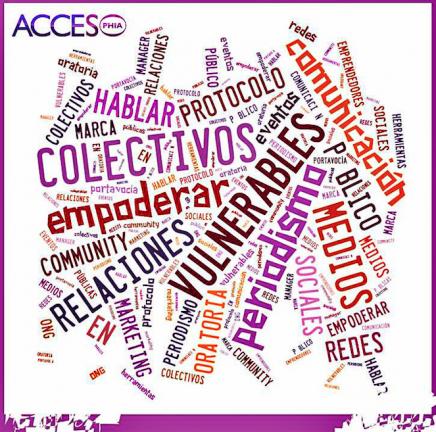 curso de comunicación para Colectivos Vulnerables