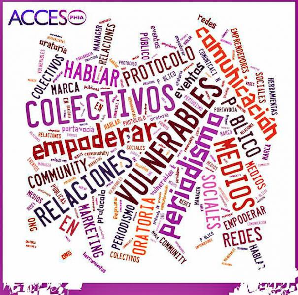 nuev curso de comunicación para Colectivos Vulnerables