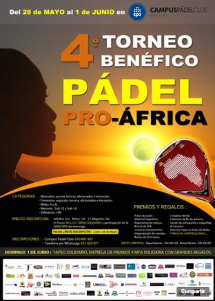 torneo pro- africa