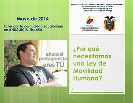Consulado de Ecuador en Málaga