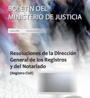 Resoluciones de la Dirección General de los Registros y del Notariado