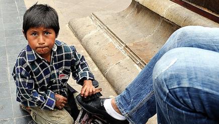 el trabajo de los niños en bolivia