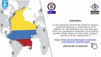 atención a colombianos en el exterior