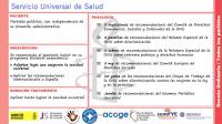 sanidad universal