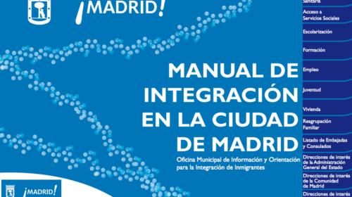 Manual de Integración en la Ciudad de Madrid