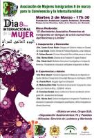 asociación de mujeres inmigrantes 8 de marzo