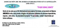 asociación de mujeres inmigrantes