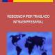 Residencia en España por traslado intraempresarial