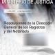 Resoluciones de la Dirección General de los Registros y del Notariado. Septiembre 2014