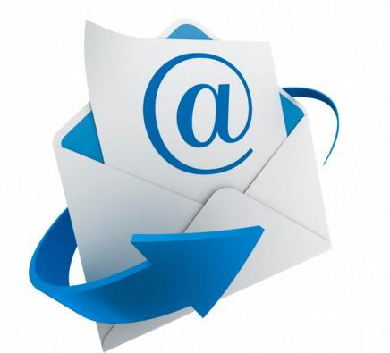 envío de correo
