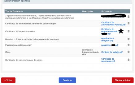 web de nacionalidad española