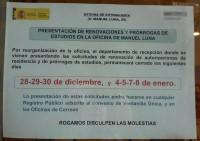 presentaciones Madrid