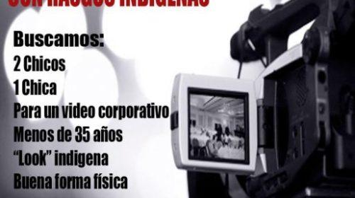 Casting Madrid centroamericanos y sudamericanos con rasgos indígenas