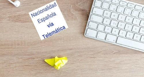 10 consejos para presentar la nacionalidad por vía telemática