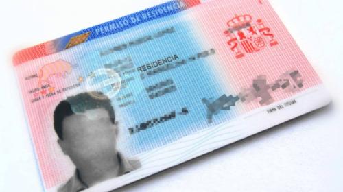 Tarjeta de larga duración caducada fuera de España
