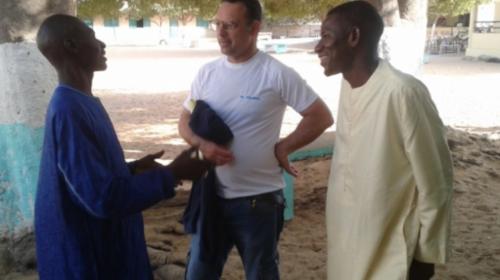Global Forum por la Paz y la No Violencia en Dakar