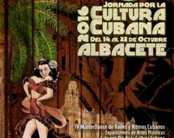 8ª Jornada por la Cultura Cubana en Albacete