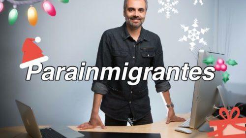 Parainmigrantes lanza una campaña de Navidad para ayudar a Cáritas Parroquial Santa María Micaela