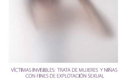 """Curso monográfico sobre """"Trata de mujeres y niñas con fines de explotación sexual"""""""