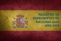 registro de expedientes de nacionalidad 2015