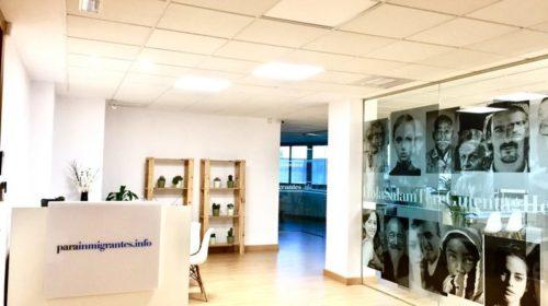 Nueva oficina de Parainmigrantes.info en Granada